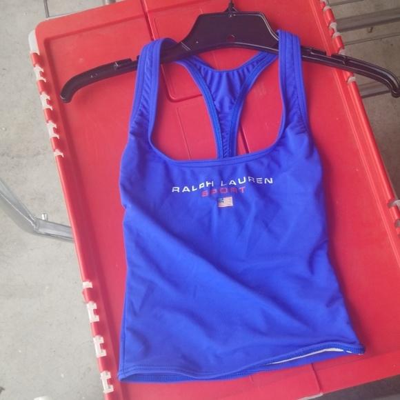 Ralph Lauren Other - Ralph Lauren Sport Swim top